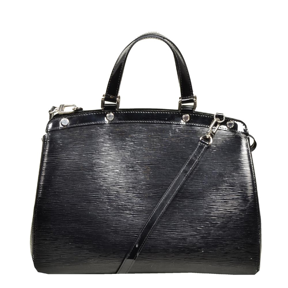Louis Vuitton Brea GM Epi Electric black silver_2 Kopie