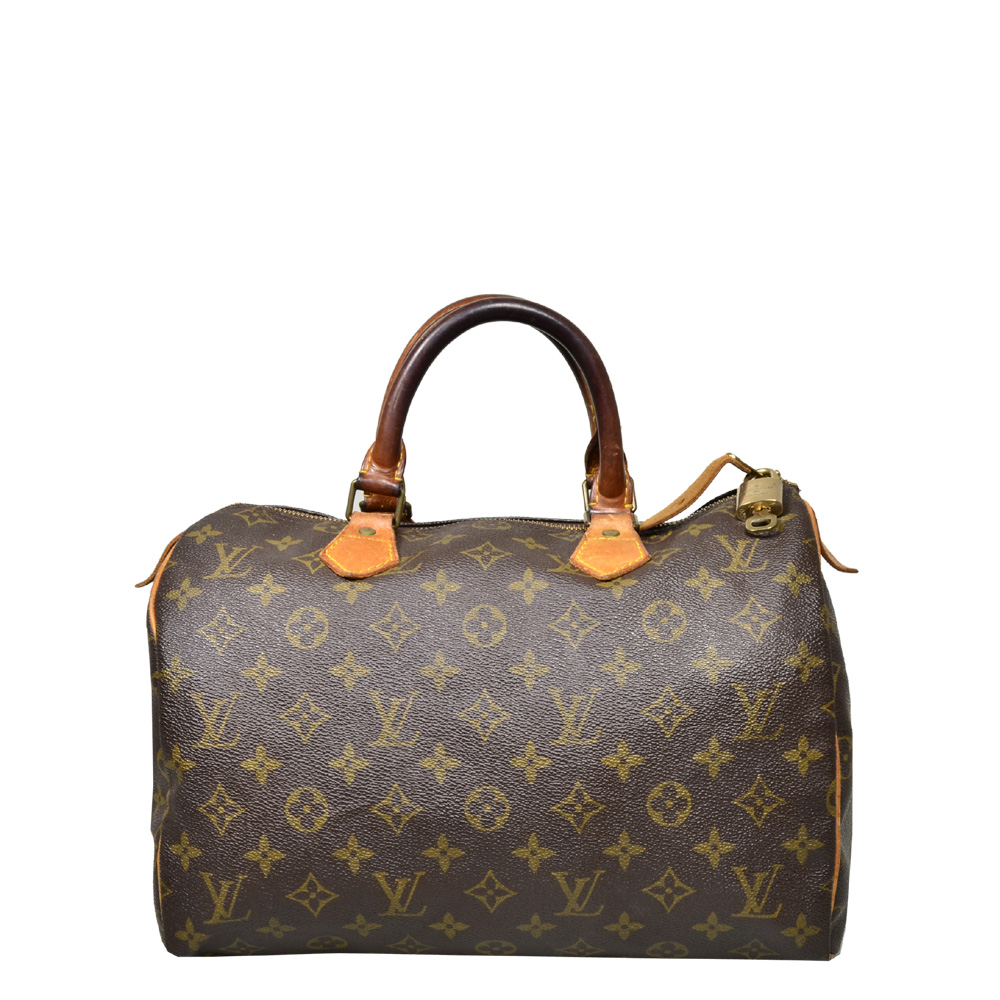 ewa lagan louis vuitton speedy 30 lv monogram archives. Black Bedroom Furniture Sets. Home Design Ideas