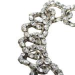 Balenciaga crystal collier necklace white3 Kopie