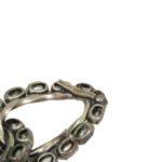 Balenciaga crystal collier necklace white4 Kopie