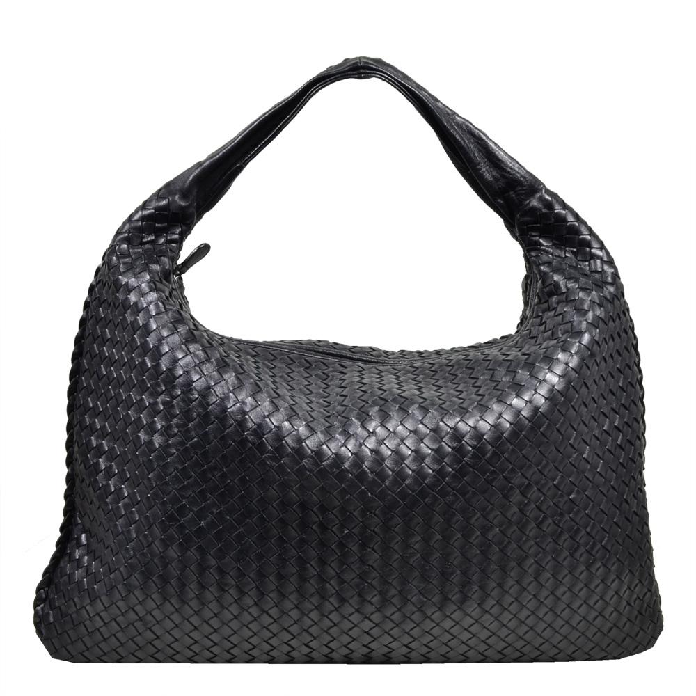 Bottega Veneta Hobo bag GM leather black7 Kopie