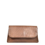 Bottega Veneta clutch leather brown vintage_12 Kopie