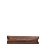 Bottega Veneta clutch leather brown vintage_2 Kopie