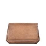 Bottega Veneta clutch leather brown vintage_5 Kopie