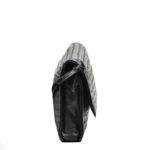 Bottega Veneta crossbody bag leather black braided_13 Kopie