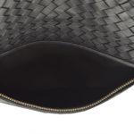 Bottega Veneta crossbody bag leather black braided_5 Kopie