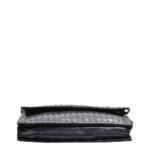 Bottega Veneta crossbody bag leather black braided_8 Kopie