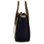 Celine Luggage Mini mini buckskin leather khaki blue white_6 Kopie