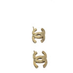 Chanel earrings CC gold_1 Kopie
