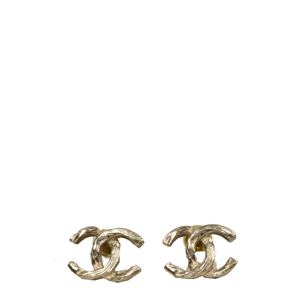 Chanel earrings CC gold_2 Kopie