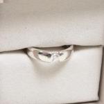 Christ Ring diamond white gold Kopie