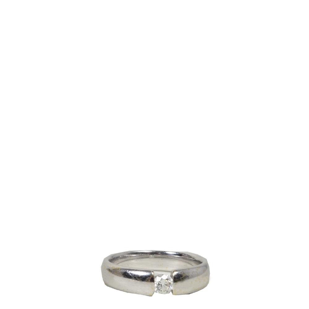 Christ Ring diamond white gold4 Kopie