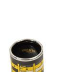 Hermes Carre Ring Anneau Email Sans Plomb Rocabar PL brown blue yellow1 Kopie