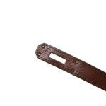 Hermes Kelly 35 epsom leather broun gold 6 Kopie