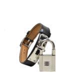 Hermes Kelly MM watch box noir steel_4 Kopie