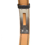 Hermes Kelly MM watch box noir steel_5 Kopie