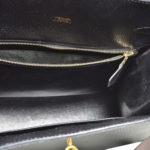 Hermes Kelly Sport Ardenne noir gold11 Kopie