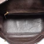 Hermes birkin 35 Fjord leather brown gold 8 Kopie