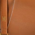 Hermes sac à dos evergrain leather gold gold8 Kopie