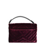 Lanvin Plum Velvet Sugar Bag bordeaux11 Kopie