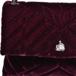 Lanvin Plum Velvet Sugar Bag bordeaux3 Kopie