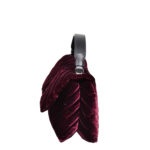 Lanvin Plum Velvet Sugar Bag bordeaux7 Kopie