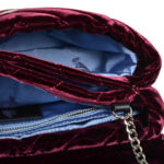 Lanvin Plum Velvet Sugar Bag bordeaux9 Kopie
