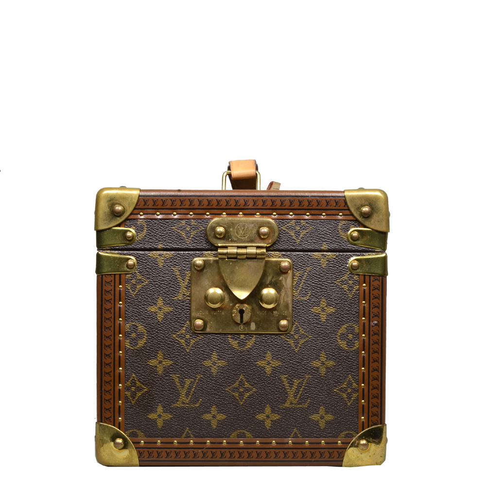 Louis Vuitton Cosmetic Trunk Lv Monogram_2 Kopie