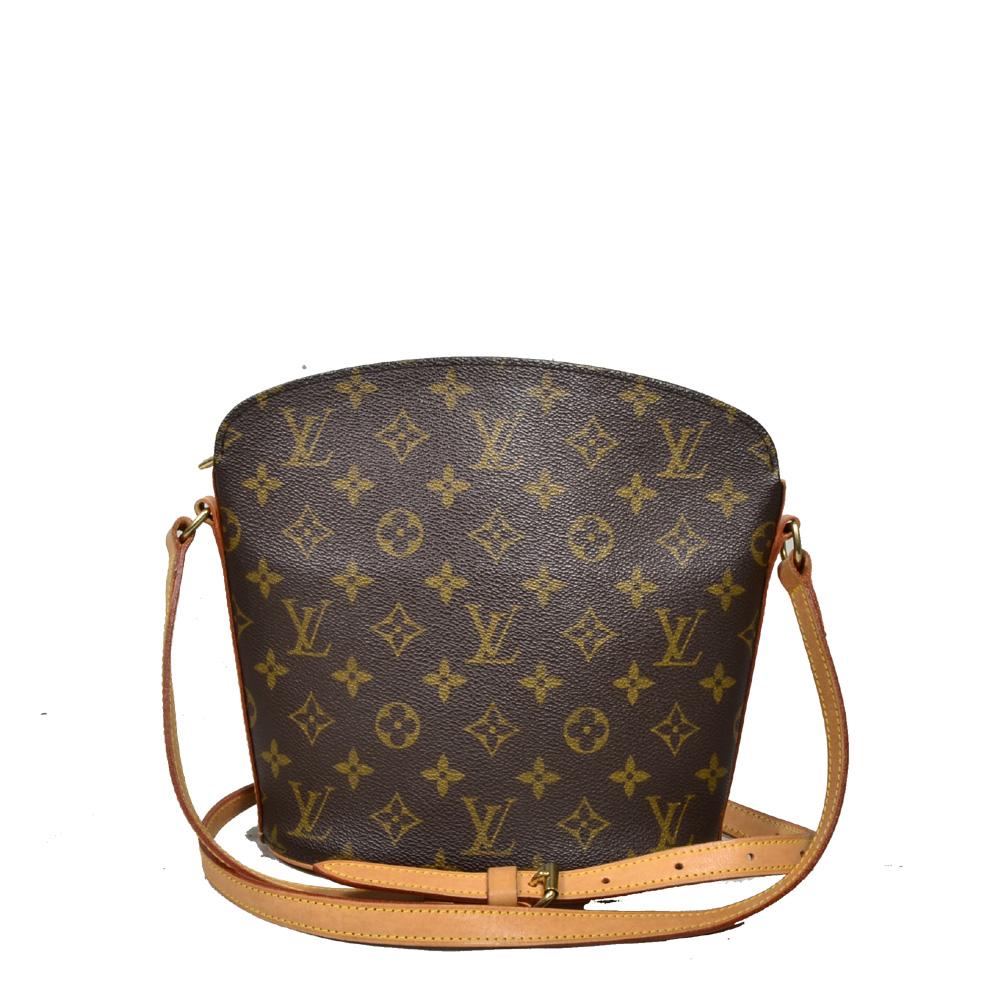 Louis Vuitton Drouot crossbody LV-Monogram Kopie