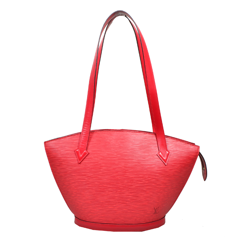Louis Vuitton Saint-Jacques epi red Kopie