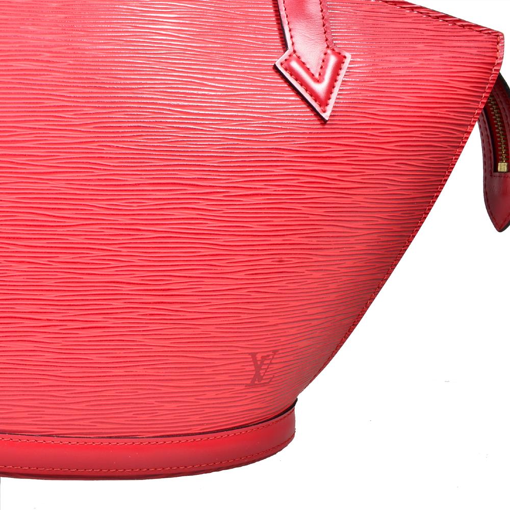 d01d88f5f0374 ewa lagan - Louis Vuitton Saint-Jacques Bag Tasche