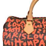 Louis Vuitton_Speedy_30_grafiti_orange_limited_1 Kopie