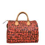 Louis Vuitton_Speedy_30_grafiti_orange_limited_2 Kopie