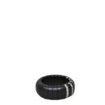 Bucherer Ring ceramics black diamonds _1 Kopie