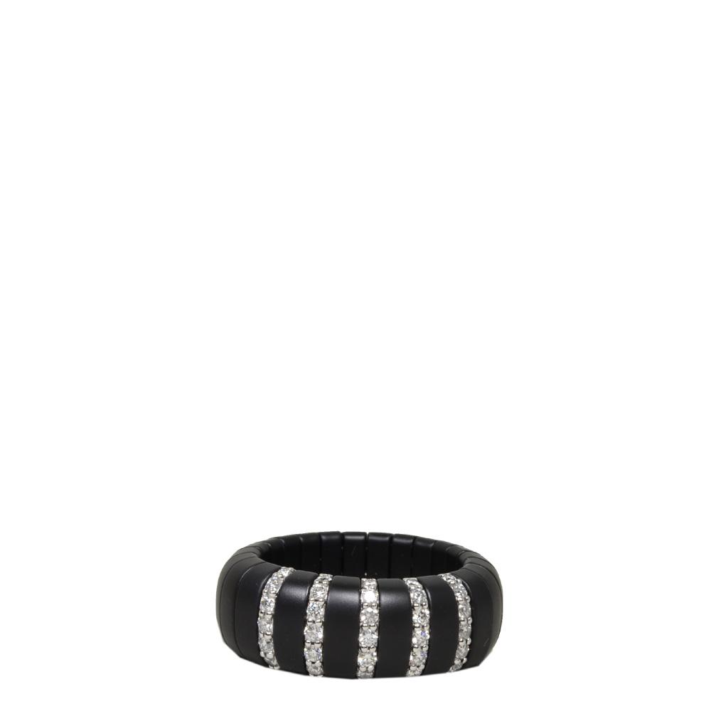Bucherer Ring ceramics black diamonds _2 Kopie