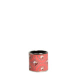 Hermés carre ring Emaile coral palladium patterned_9 Kopie