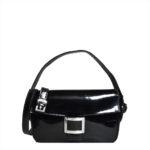 Hermes bag vintage lacleather black palladium 5 Kopie