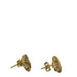 Kieselstein Cord earrings hearts gold_2 Kopie