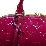 Louis Vuitton Alma Vernis leather LV pink_5 Kopie