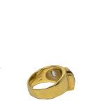 Mandredi ring Mafredi gold Citrine Aquamarin4 Kopie