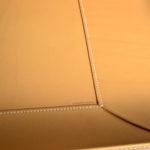 hermes carpet leather cognac 1