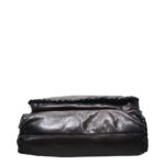 Bottega Veneta Messenger leather dark brown 4 Kopie