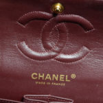 Chanel timeless classic black nappaleather gold 4 Kopie