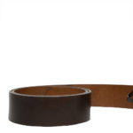 Gucci belt leather brown gold horse 7 Kopie