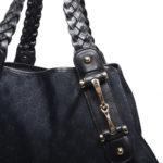Gucci pelham hobobag black gold canvas leather_7 Kopie – Kopie