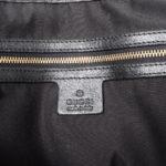 Gucci pelham hobobag black gold canvas leather_9 Kopie – Kopie