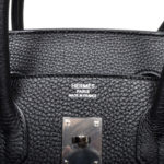 Hermes Birkin 35 black togo leather palladium_2 Kopie