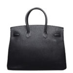 Hermes Birkin 35 black togo leather palladium_6 Kopie