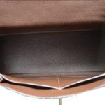 Hermes Kelly 35 togo leather brown retourne 2 Kopie