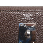 Hermes Kelly 35 togo leather brown retourne 4 Kopie